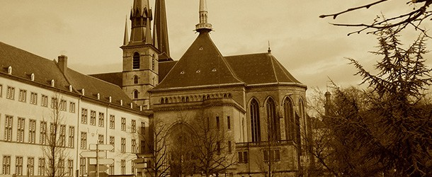 image for Renovation of the 'Cathédrale Notre Dame de Luxembourg'